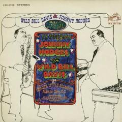 In Atlantic City (Live) - Wild Bill Davis,Johnny Hodges