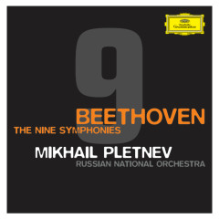 Beethoven: The Symphonies - Russian National Orchestra, Mikhail Pletnev