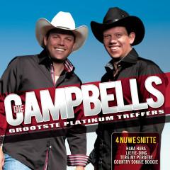 Grootste Platinum Treffers - Die Campbells