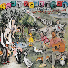 John Schumann Goes Looby-Loo: A Collection Of Songs For Little Kids - John Schumann