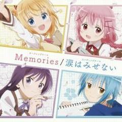 Memories / Namida wa Misenai - Comic Girls