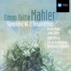 Mahler: Symphony No. 2 'Resurrection' - Simon Rattle, City Of Birmingham Symphony Orchestra
