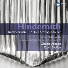 Hindemith: Kammermusik 1-7 & Der Schwanendreher - Claudio Abbado
