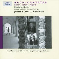 Bach, J.S.: Easter Cantatas BWV 6 & 66 - Michael Chance, Bernarda Fink, Mark Padmore, Steve Davislim, Dietrich Henschel