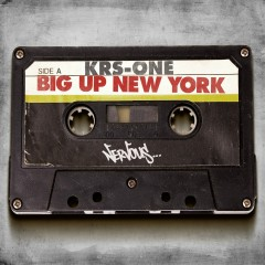Big Up New York - KRS-One