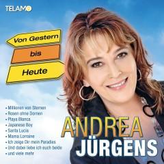 Von Gestern bis Heute - Andrea Jürgens