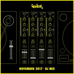 Nervous November 2017 DJ Mix - Various Artists