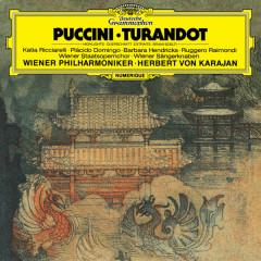 Puccini: Turandot - Highlights - Katia Ricciarelli, Placido Domingo, Barbara Hendricks, Ruggero Raimondi, Wiener Philharmoniker