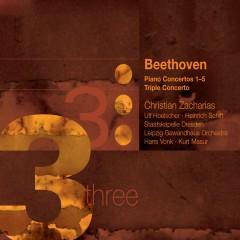 Beethoven: Piano Concertos - Christian Zacharias