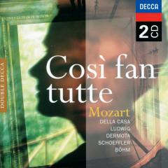 Mozart: Così fan tutte - Lisa della Casa, Christa Ludwig, Anton Dermota, Paul Schöffler, Wiener Philharmoniker
