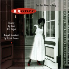 You Must Believe in Swing (feat. Ray Brown & Ed Thigpen) - Ranee Lee, Ed Thigpen, Ray Brown