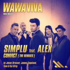 Convict (The Remixes) - Simplu, Alex
