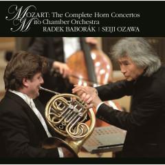 Mozart: The Complete Horn Concertos - Seiji Ozawa, Radek Baborák