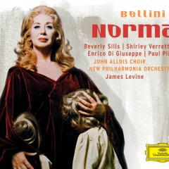 Bellini: Norma - Beverly Sills, Shirley Verrett, Enrico di Giuseppe, Paul Plishka, New Philharmonia Orchestra