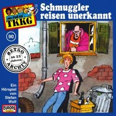 090/Schmuggler reisen unerkannt