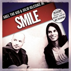 Smile (2014 edit EP) - Abel the Kid, Julio Iglesias Jr.