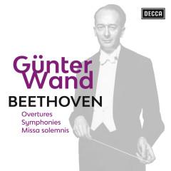 Beethoven: Overtures, Symphonies, Missa solemnis - Günter Wand, Gürzenich Orchestra Köln