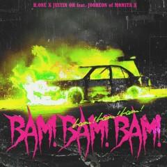 Bam! Bam! Bam! - DJ H.ONE,Justin OH,JOOHEON
