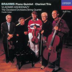 Brahms: Clarinet Trio/Piano Quintet - Stephen Geber, Vladimir Ashkenazy, The Cleveland Orchestra String Quartet