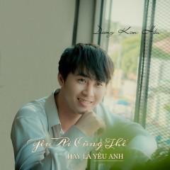 Yêu Ai Cũng Thế Hay Là Yêu Anh (Single)