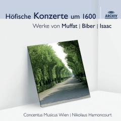 Höfische Konzerte - Concentus Musicus, Wien, Nikolaus Harnoncourt