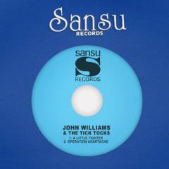 A Little Tighter - John Williams, The Tick Tocks