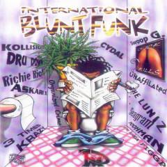 International Blunt Funk - Various Artists