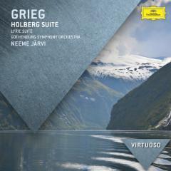 Grieg: Holberg Suite; Lyric Suite - Gothenburg Symphony Orchestra, Neeme Jarvi