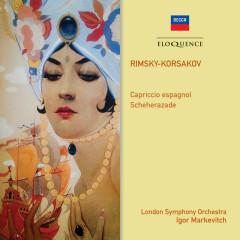 Rimsky-Korsakov: Scheherazade; Capriccio espagnol - Igor Markevich, London Symphony Orchestra, Erich Gruenberg