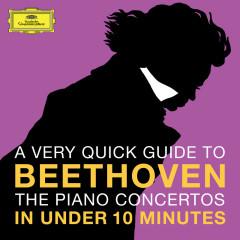 Beethoven: The Piano Concertos in under 10 minutes - Wilhelm Kempff, Berliner Philharmoniker, Ferdinand Leitner