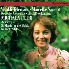 Italian Recorder Concertos - Michala Petri, Academy of St. Martin in the Fields, Kenneth Sillito