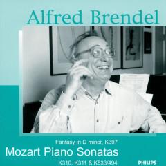 Mozart: Piano Sonatas K.310, K.311 & K.533/494 - Alfred Brendel