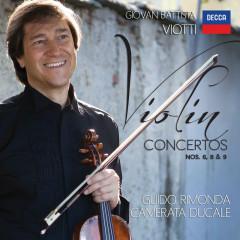 Violin Concertos Nos. 6, 9, 8 - Guido Rimonda, Camerata Ducale