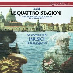 Vivaldi: The Four Seasons; La tempesta di mare; Il piacere - Federico Agostini, I Musici