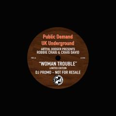 Woman Trouble - Artful Dodger, Robbie Craig, Craig David