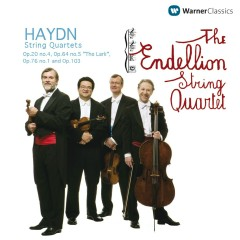 Haydn : String Quartets Nos 1, 4 & 5, 'The Lark' - Endellion String Quartet