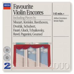 Favourite Violin Encores - Arthur Grumiaux, Istvan Hajdu