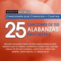 Worship Together: 25 Canciones De Tus Alabanzas Favoritas - Worship Together