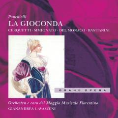 Ponchielli: La Gioconda - Anita Cerquetti, Giulietta Simionato, Mario Del Monaco, Ettore Bastianini, Coro del Maggio Musicale Fiorentino
