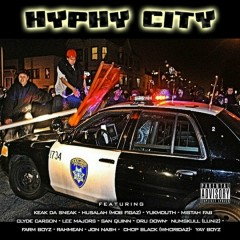 Hyphy City - Various Artists