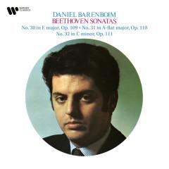 Beethoven: Piano Sonatas Nos. 30, 31 & 32 - Daniel Barenboim