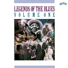 Legends Of The Blues: Volume 1 - Various Artists