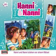44/Hanni und Nanni stehen vor einem Rätsel