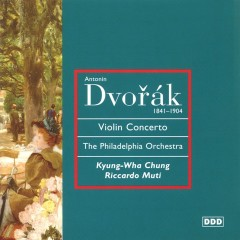 Dvorak:Violin Concerto etc. - Kyung-wha Chung