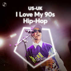 I Love My 90s Hip-Hop - Various Artists