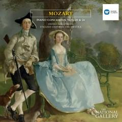 Mozart: Piano Concertos Nos 20 & 24 [The National Gallery Collection] (The National Gallery Collection) - Daniel Barenboim, English Chamber Orchestra