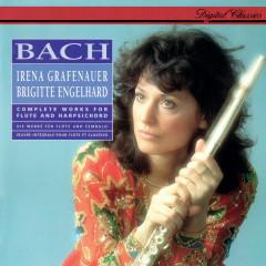 Bach, J.S.: Complete Works for Flute & Harpsichord - Irena Grafenauer, Brigitte Engelhard