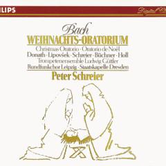 Bach, J.S.: Christmas Oratorio - Helen Donath,Marjana Lipovsek,Eberhard Büchner,Robert Holl,Rundfunkchor Leipzig