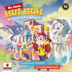 016/Kunterbunter Osterspuk / Die lustige Bildersuche - Der kleine Hui Buh