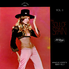 The Soul of Spain, Vol. 3 (Remastered from the Original Alshire Tapes) - 101 Strings Orchestra